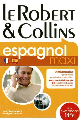 ROBERT & COLLINS MAXI ESPAGNOL par Le Robert
