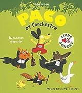 Paco et l'orchestre: 16 musiques à écouter