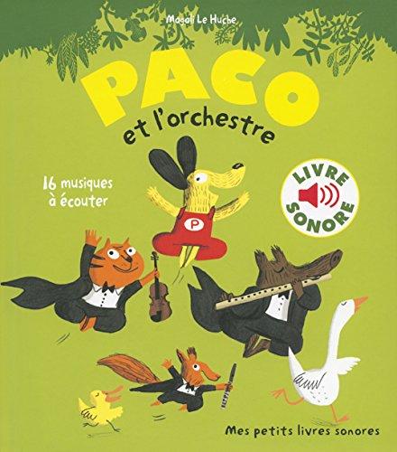 Paco et l'orchestre (1CD audio)