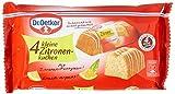 Dr. Oetker fertiger kleiner Zitronenkuchen, 140g (4 x 35 g)