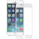 Wigento Austausch Displayglas Glas Ersatz Weiss für Reparatur Apple iPhone 6 Plus 5.5 Zubehör Ersatzglas + Opening Tool Kit Werkzeug
