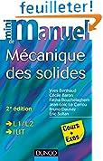 Mini manuel de mécanique des solides - 2e édition: Cours et exercices corrigés