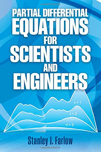 Partial Differential Equations for Scientists and Engineers: 9 (Dover Books on Mathematics)