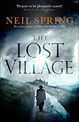 The Lost Village: The Ghost Hunters (2) (Ghost Hunters 2) (English Edition)
