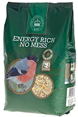 Kew Wildlife Care Collection 2Kg Kew Energy Rich No Mess from CJ Wildbird Foods Ltd