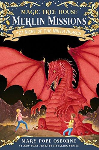 Night of the Ninth Dragon (Magic Tree House (R) Merlin Mission Book 27) (English Edition)