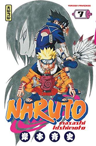 Naruto, tome 7 par Masashi Kishimoto