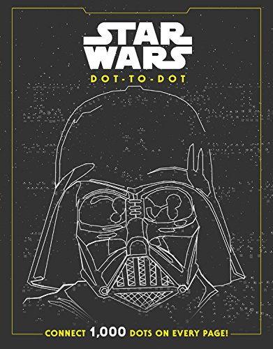 STAR WARS DOT TO DOT BOOK por Lucas Film Book Group