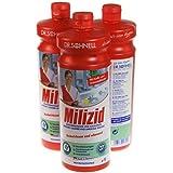 Dr. Schnell Milizid Sanitärreiniger 3 x 1000 ml Konzentrat