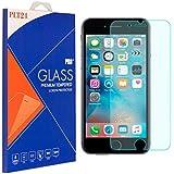 PLT24 Panzerglas 9H Hartglas Schutzfolie für iPhone 6 6S ( 4,7 Zoll ) 3D Touch