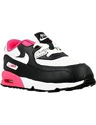 Nike Air Max 90 Mesh (Td), Zapatos de Primeros Pasos Para Bebés