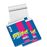 CASTELLANA Blocchi Notes Bristol 10x15 4pz 201
