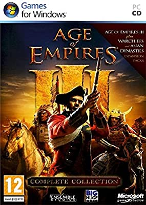 Age of Empires III - Complete Collection (PC CD) from Microsoft