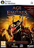 "Age Of Empires III: Complete Collection collects, for the first time ever, the best-selling ""Age of Empires III"" along with ""Age of Empires III: The Asian Dynasties"" and ""Age of Empires III: War Chiefs"" from Ensemble Studios and Microsoft Game Studio..."