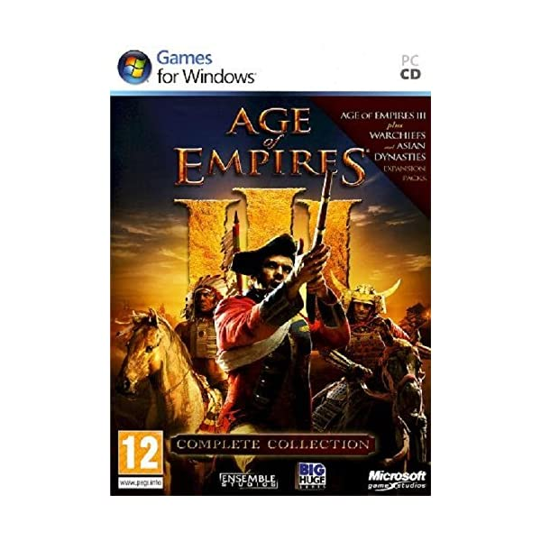 Age of Empires III – Complete Collection (PC CD) 51RO 0UDKfL