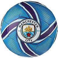 PUMA MCFC Future Flare Ball, Pallone da Calcio Unisex Adulto, Team Light Blue/Tillandsia Purple, 3