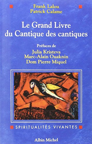 Le Grand Livre du Cantique des cantiques