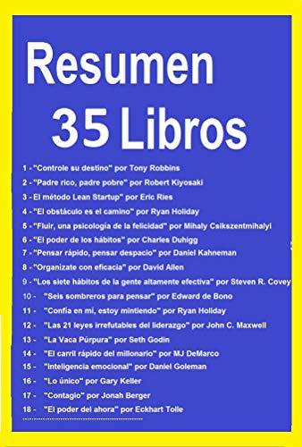 Resumen y Ejercicios de 35 Libros: La semana laboral de 4 horas ...