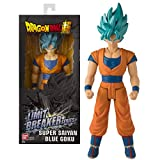 Bandai - Dragon Ball Super - Figurine Géante Limit Breaker 30 cm - Super Saiyan Goku Blue - 36731