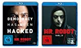 Mr. Robot - Staffel 1+2 im Set - Deutsche Originalware [3 Blu-rays]