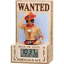 ONE Piece 3d Sound Alarm Clock (Portgas · D · Ace) (japan import)