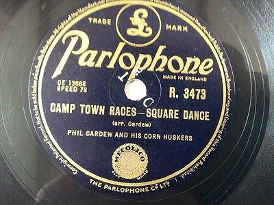 78 rpm 10
