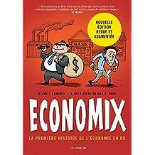 Economix : la première histoire de l'économie en BD (AR.ROMAN GRAPH.)