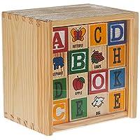 Schylling SC-AB Alphabet Wood Block
