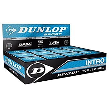 Pelota de squash Dunlop...
