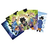 ABYstyle - Dragon Ball Broly - Postales - Set 1' DBS Broly (14.8x10.5)