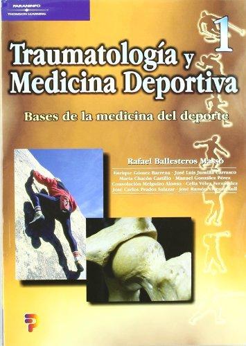 Traumatología y medicina deportiva 1