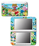Animal Crossing Special Edition New Leaf City Folk Wild World Villager Video Game Vinyl Decal Skin Sticker Cover for Original Nintendo 3DS XL System by Vinyl Skin Designs