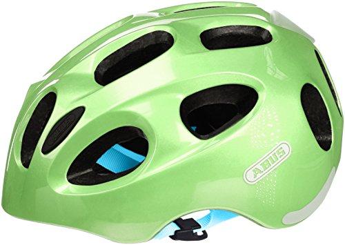 Abus Fahrradhelm Youn-I, sparkling green, 52-57 cm, 12814-1 - 5
