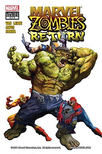Marvel Zombies Return #5 (English Edition) (Zombies Marvel Kindle)