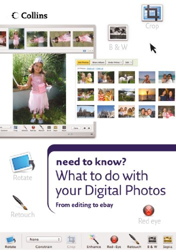 Digital Scrapbooking Frames (What to do with your Digital Photos (Collins Need to Know?) (English Edition))