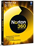 Norton 360 V4.0 3 PC