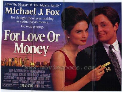 para-amor-o-dinero-poster-de-pelicula-b-11-x-17-en-28-cm-x-44-cm-michael-j-fox-gabrielle-isaac-anwar