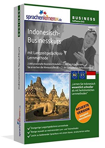 Indonesisch-Businesskurs, DVD-ROMIndonesisch-Sprachkurs mit Langzeitgedächtnis-Lernmethode. Niveau...