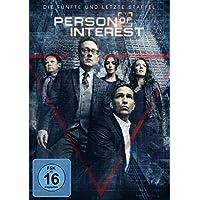 Person of Interest - Die komplette fünfte und letzte Staffel