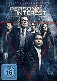 Person of Interest - Die komplette fünfte und letzte Staffel [3 DVDs] -