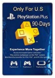 Playstation Plus 90 Days PSN Card US (US...