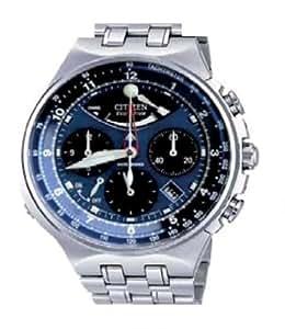 Citizen - AV0030-60L - Montre Homme - Quartz analogique - Bracelet en acier
