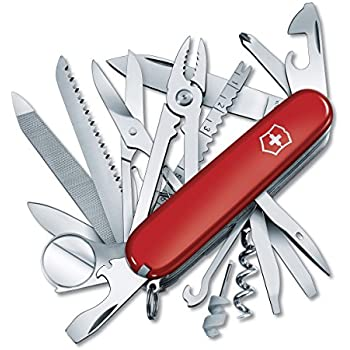 Wenger Schweizer Offiziersmesser Giant Messer Mit