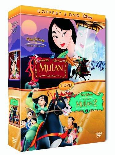 mulan-1-2-coffret-2-dvd