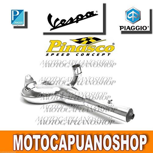 Auspuff Pinasco Racing 177ccm Vespa 125150Sprint GT chrom