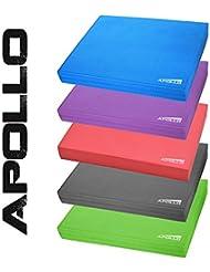 Coussin de balance de la marque Apollo, tapis de coordination 24x38x6cm, pour le fitness, le yoga et le pilates …