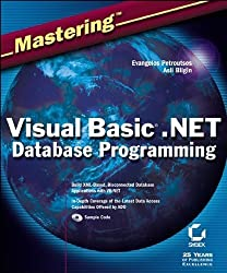 Mastering Visual Basic .NET Database Programming by Evangelos Petroutsos (2002-01-11)