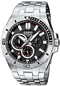 Casio, Watch, MTD-1060D-1AVDF, Men's