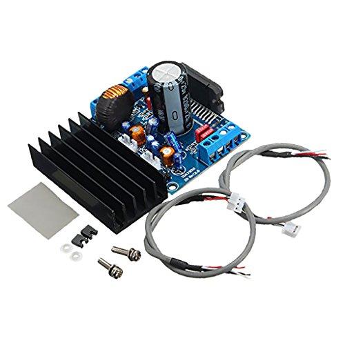 Homyl Tda7850 Amplifier Module Vier-kanal Audio Stereo Hochleistungs-Digitalverstärker DIY AMP Board 4 x 50W HiFi-Verstärker
