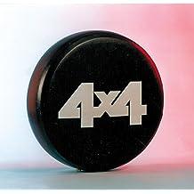 Hansen Styling Parts Reserva Rueda móvil 72 x 28 cm con Impresión 4 x 4 Funda